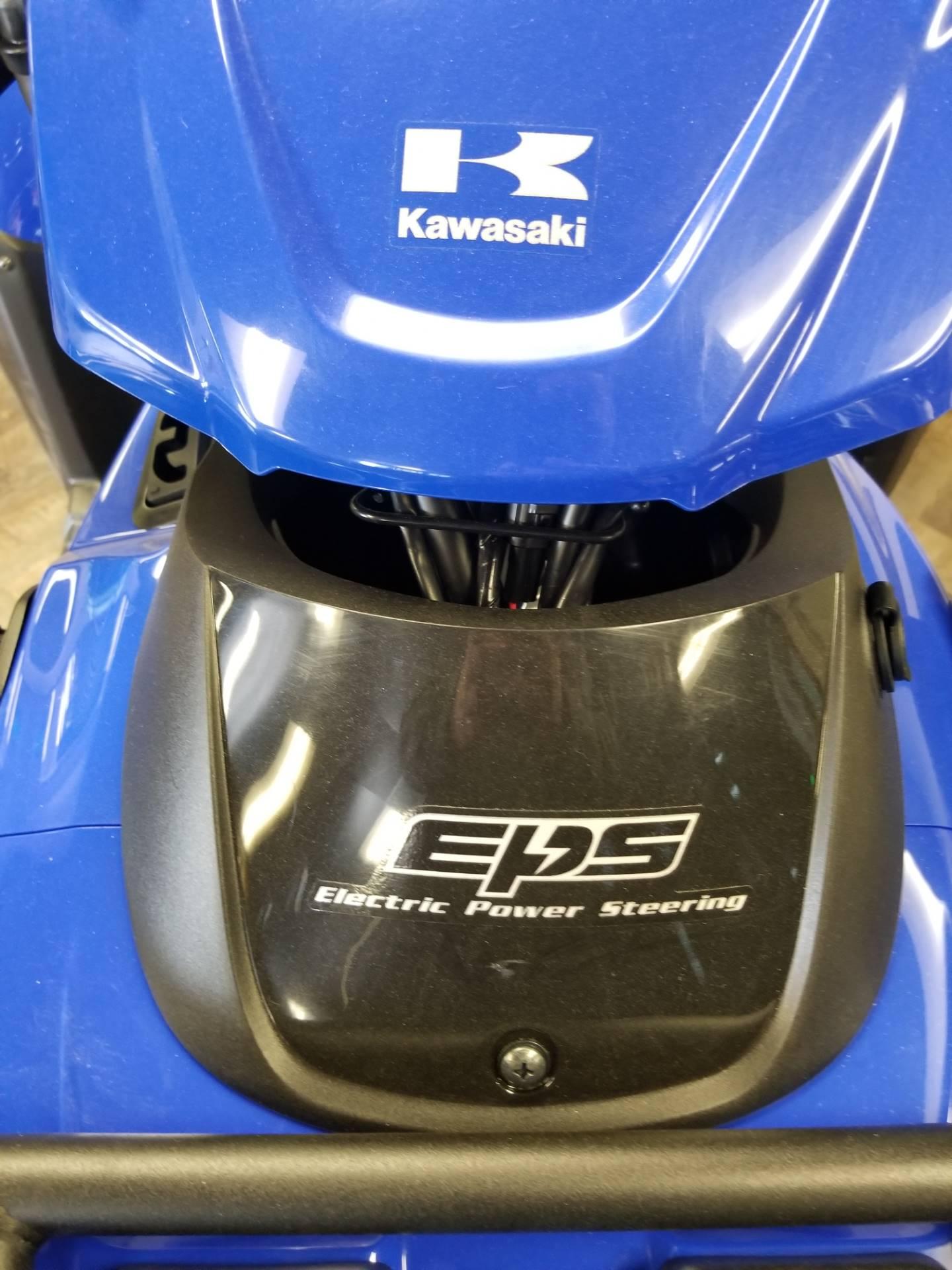 2019 Kawasaki Brute Force 750 4x4i EPS 4