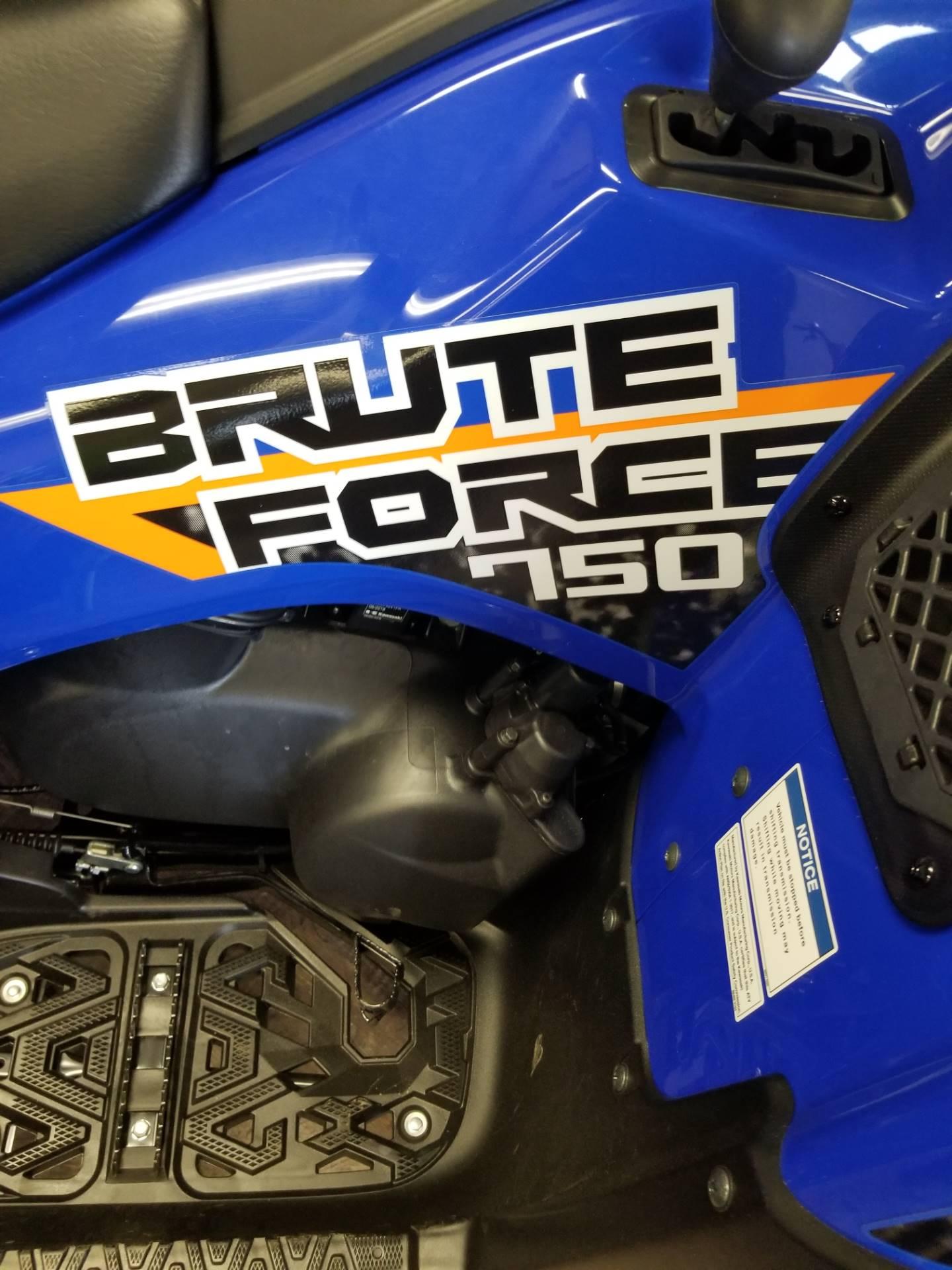 2019 Kawasaki Brute Force 750 4x4i EPS 10