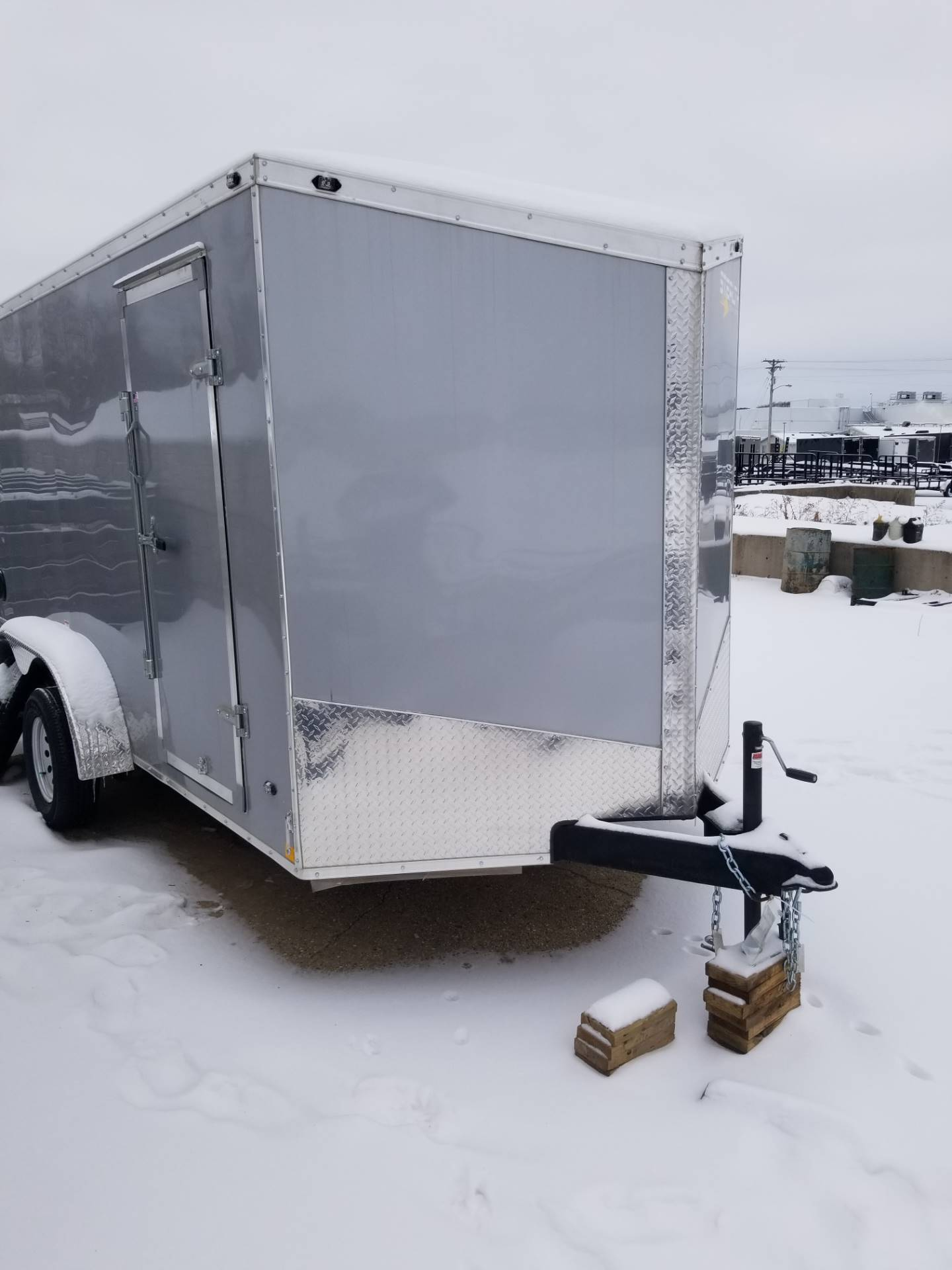 2019 Stealth Trailers S19TT714TA2 in Hillsboro, Wisconsin - Photo 1
