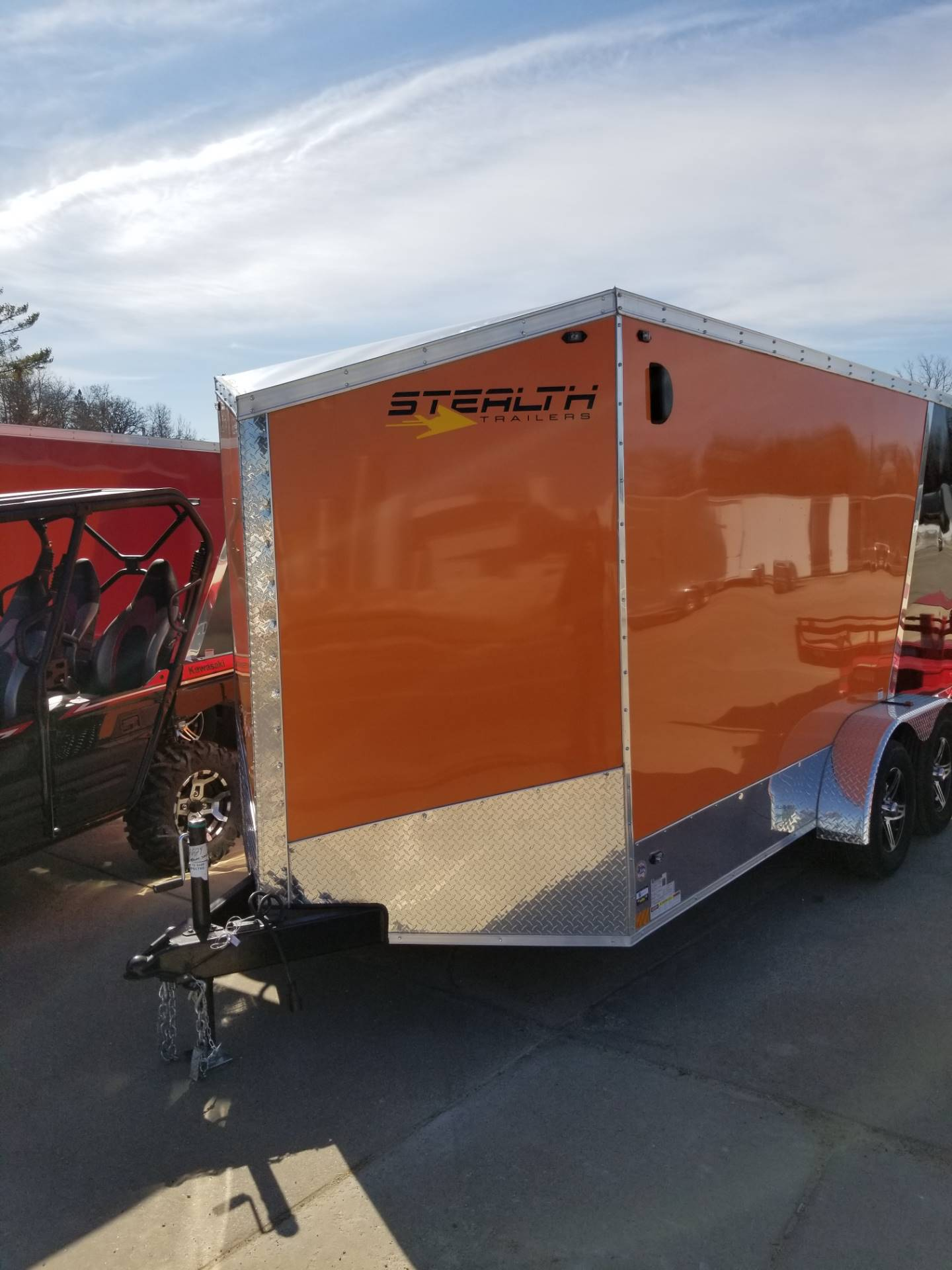 2020 Stealth Trailers titan in Hillsboro, Wisconsin - Photo 2