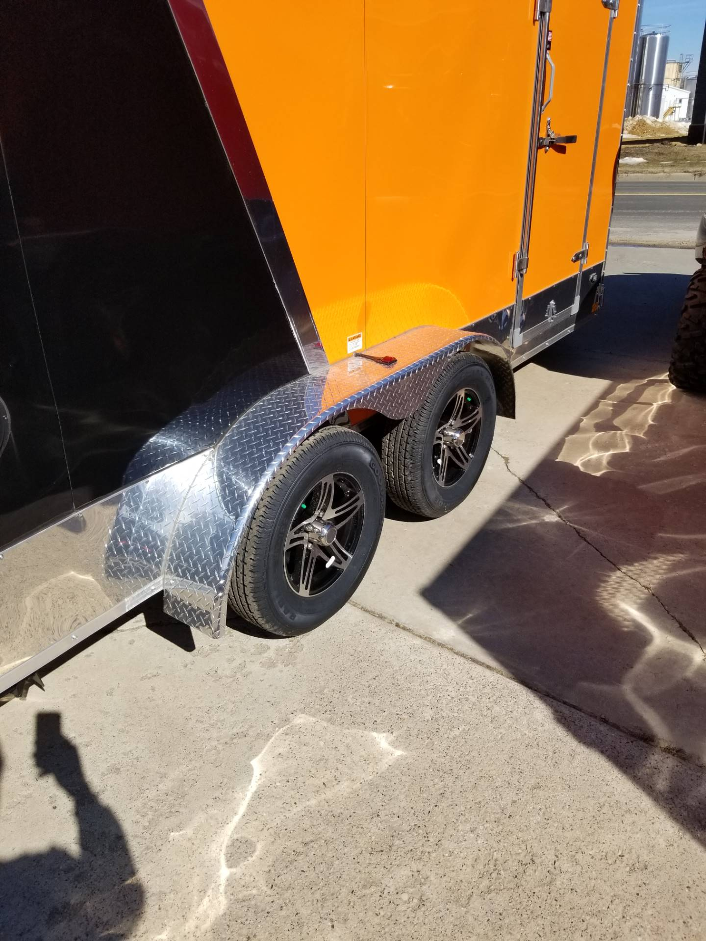 2020 Stealth Trailers titan in Hillsboro, Wisconsin - Photo 8