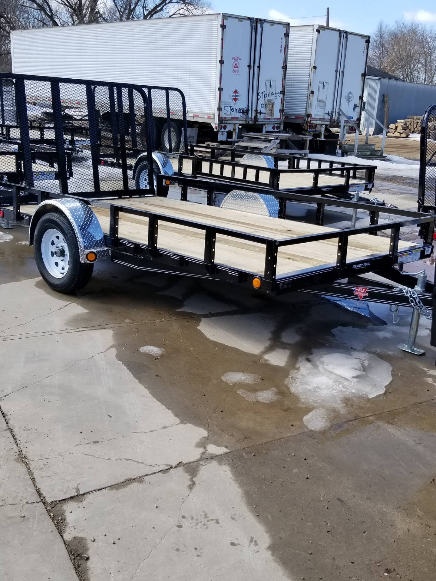 2019 PJ Trailers U821231DSGK in Hillsboro, Wisconsin - Photo 1