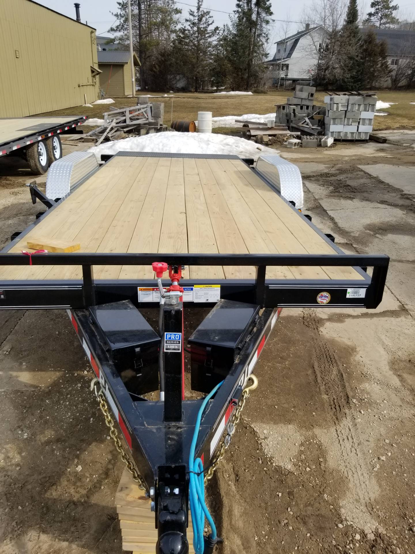 2019 PJ Trailers CAR/EQUIP TILT TRAILER in Hillsboro, Wisconsin - Photo 1