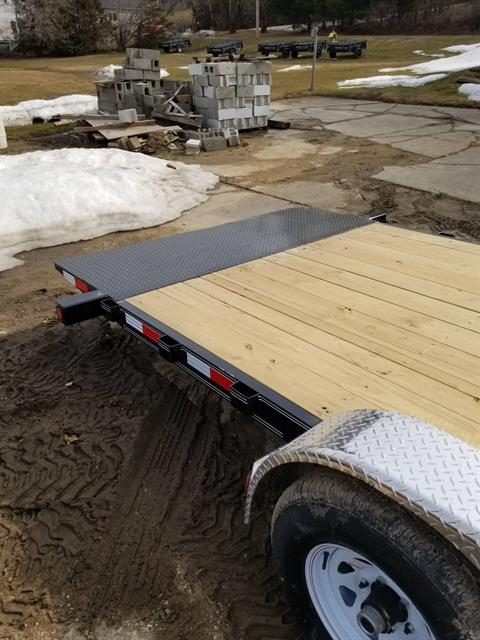 2019 PJ Trailers CAR/EQUIP TILT TRAILER in Hillsboro, Wisconsin - Photo 3