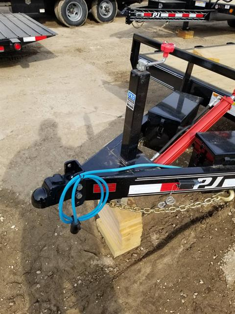 2019 PJ Trailers CAR/EQUIP TILT TRAILER in Hillsboro, Wisconsin - Photo 5