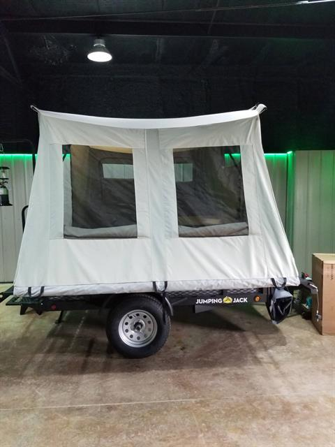 2019 Jumping Jacks Trailers JJT6X8 in Hillsboro, Wisconsin - Photo 8