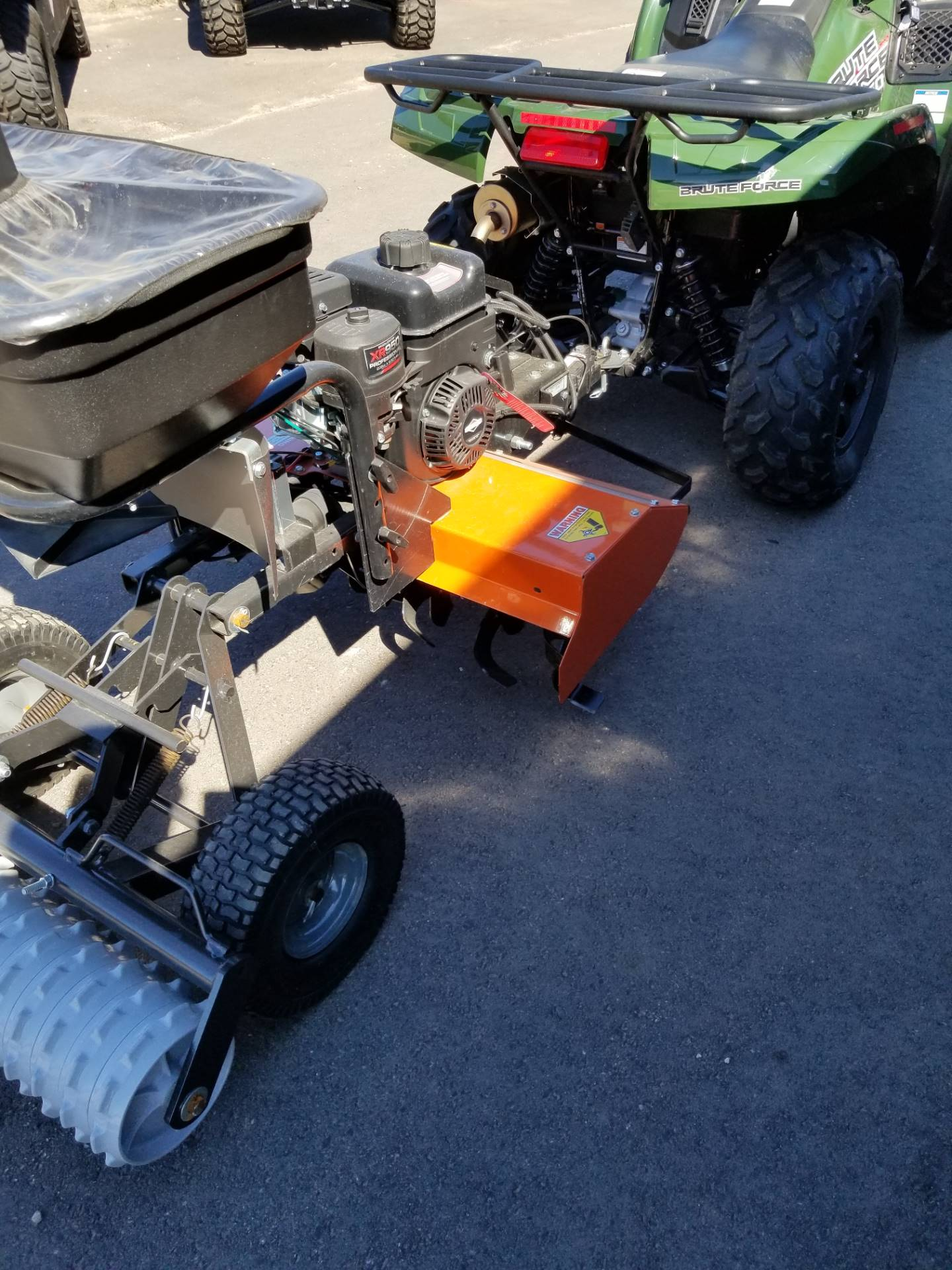 OPTIONAL SEEDER AND COMPACTER - Photo 4