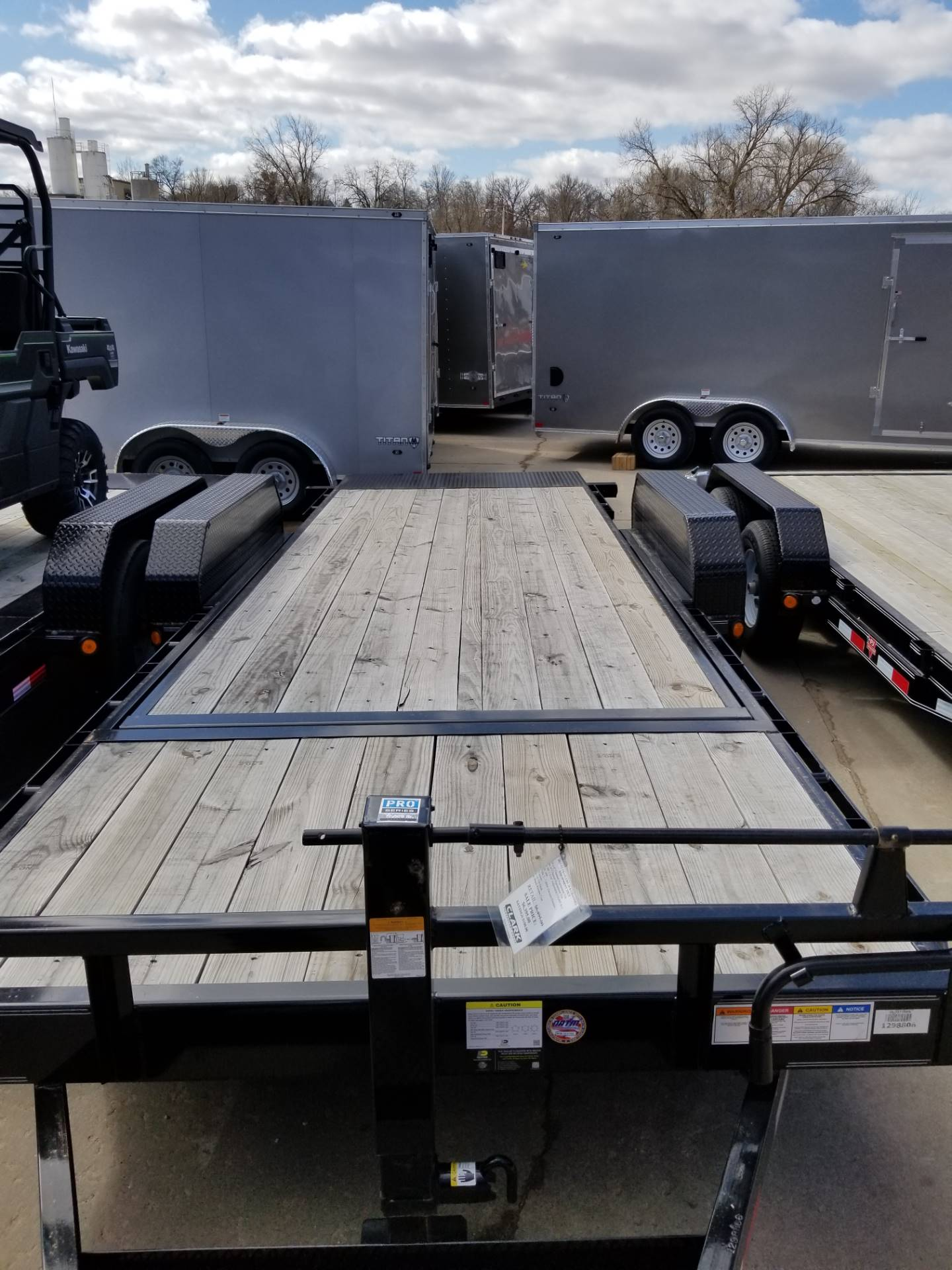 2019 PJ Trailers EQUIPMENT TILT in Hillsboro, Wisconsin - Photo 1