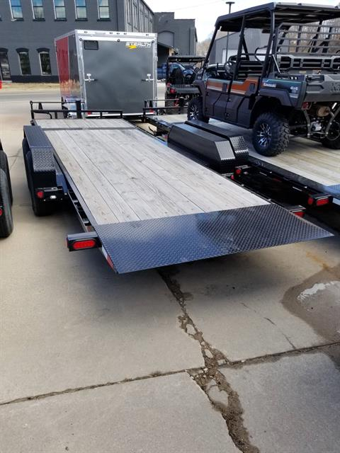 2019 PJ Trailers EQUIPMENT TILT in Hillsboro, Wisconsin - Photo 3