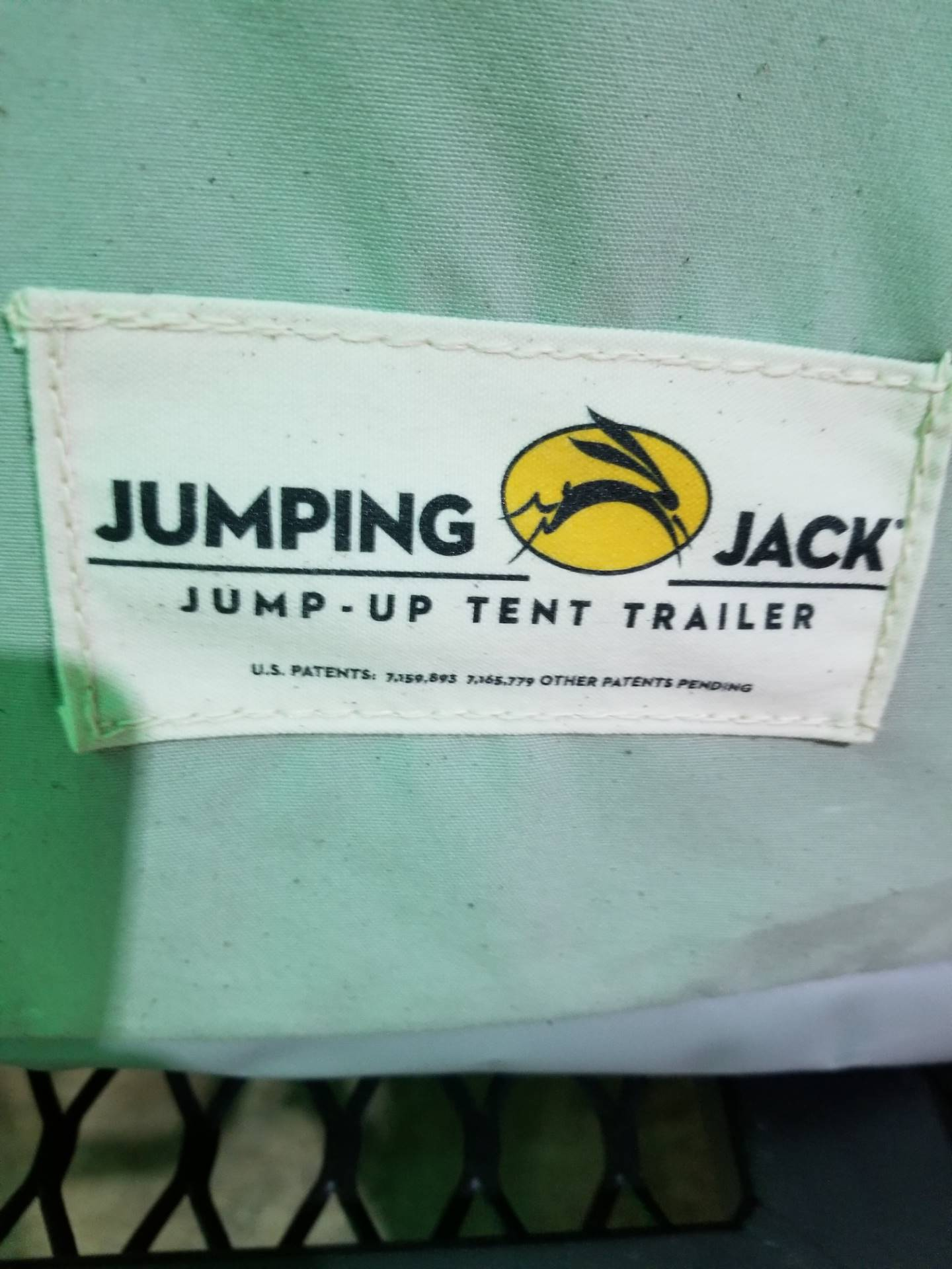 2019 Jumping Jacks Trailers JJT6X8 in Hillsboro, Wisconsin - Photo 5