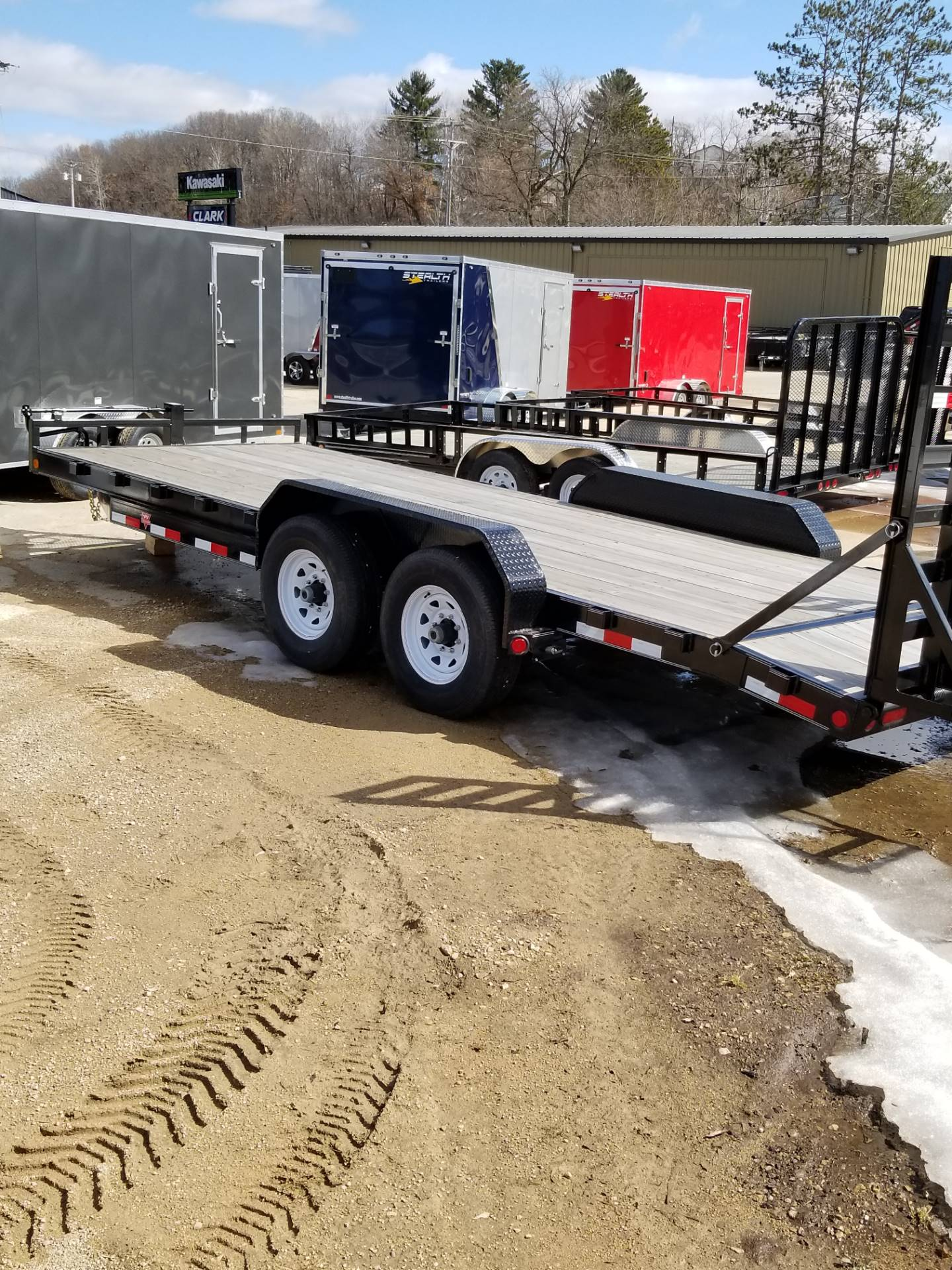 2019 PJ Trailers CEJ2052ESAK in Hillsboro, Wisconsin - Photo 1