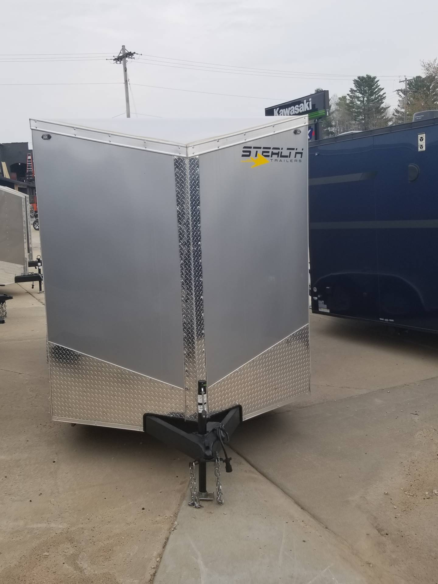 2020 Stealth Trailers TITAN 7 X 16 in Hillsboro, Wisconsin - Photo 2