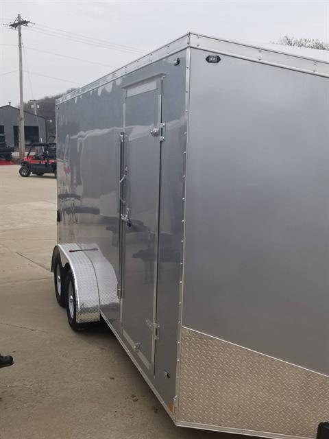 2020 Stealth Trailers TITAN 7 X 16 in Hillsboro, Wisconsin - Photo 3