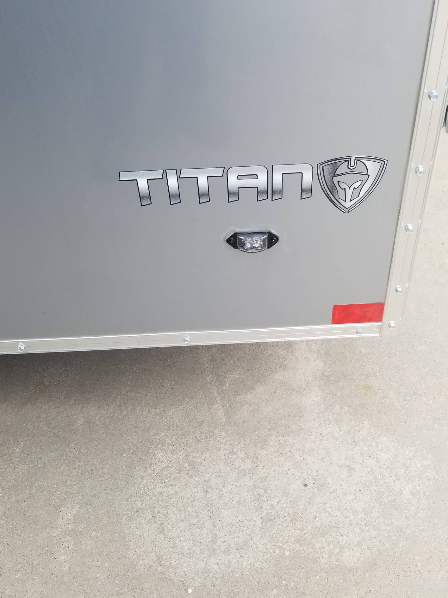 2020 Stealth Trailers TITAN 7 X 16 in Hillsboro, Wisconsin - Photo 4