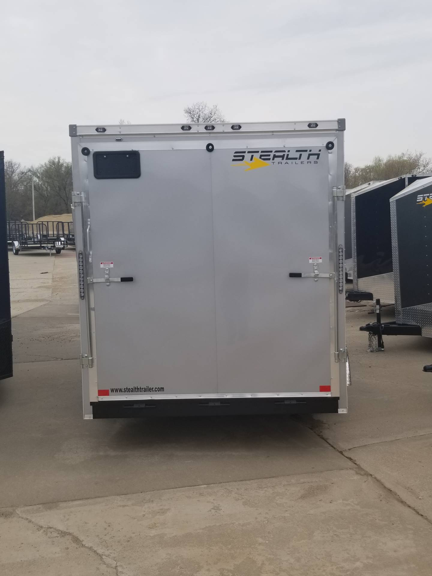 2020 Stealth Trailers TITAN 7 X 16 in Hillsboro, Wisconsin - Photo 5