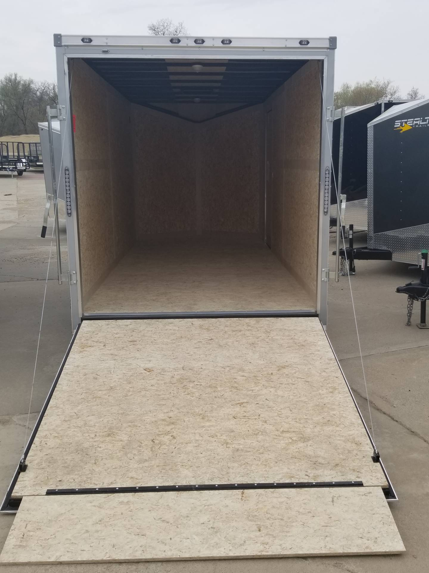 2020 Stealth Trailers TITAN 7 X 16 in Hillsboro, Wisconsin - Photo 6