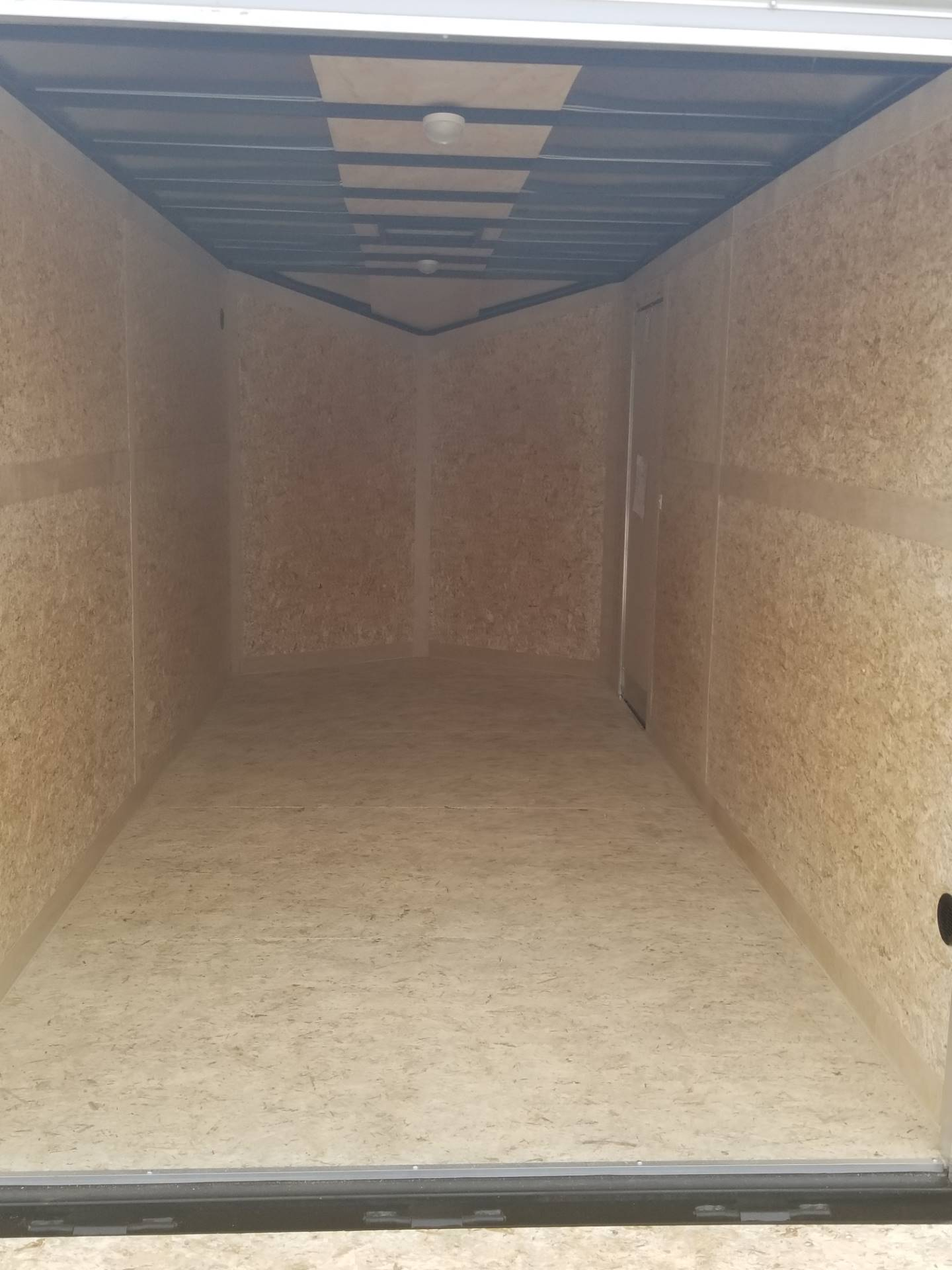 2020 Stealth Trailers TITAN 7 X 16 in Hillsboro, Wisconsin - Photo 8