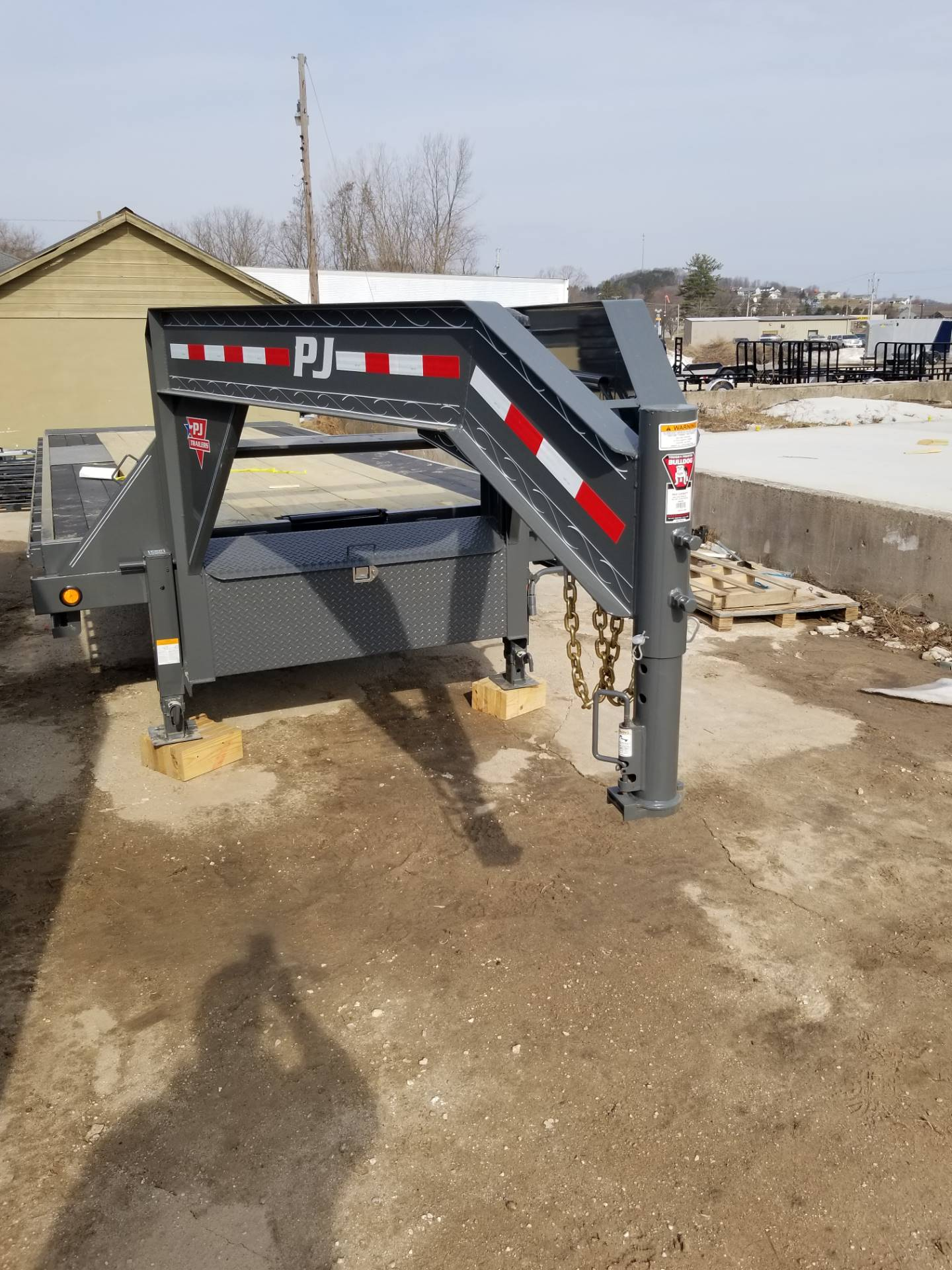 2019 PJ Trailers GOOSENECK TILT in Hillsboro, Wisconsin - Photo 12