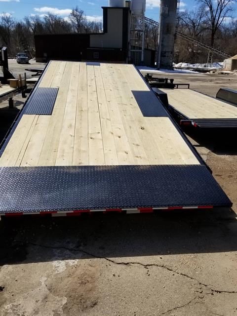 2019 PJ Trailers 22' DECKOVER TILT in Hillsboro, Wisconsin - Photo 3