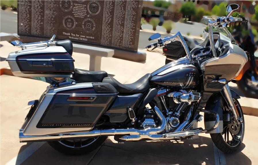 2019 Harley-Davidson CVO™ Road Glide® in Washington, Utah