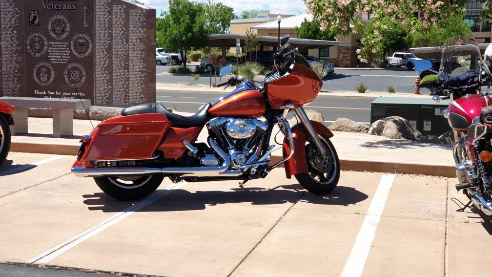 2011 Harley-Davidson Road Glide® Custom in Washington, Utah - Photo 1