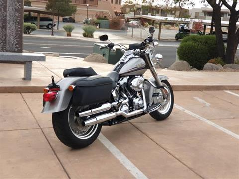 2007 Harley-Davidson Softail® Fat Boy® in Washington, Utah - Photo 2