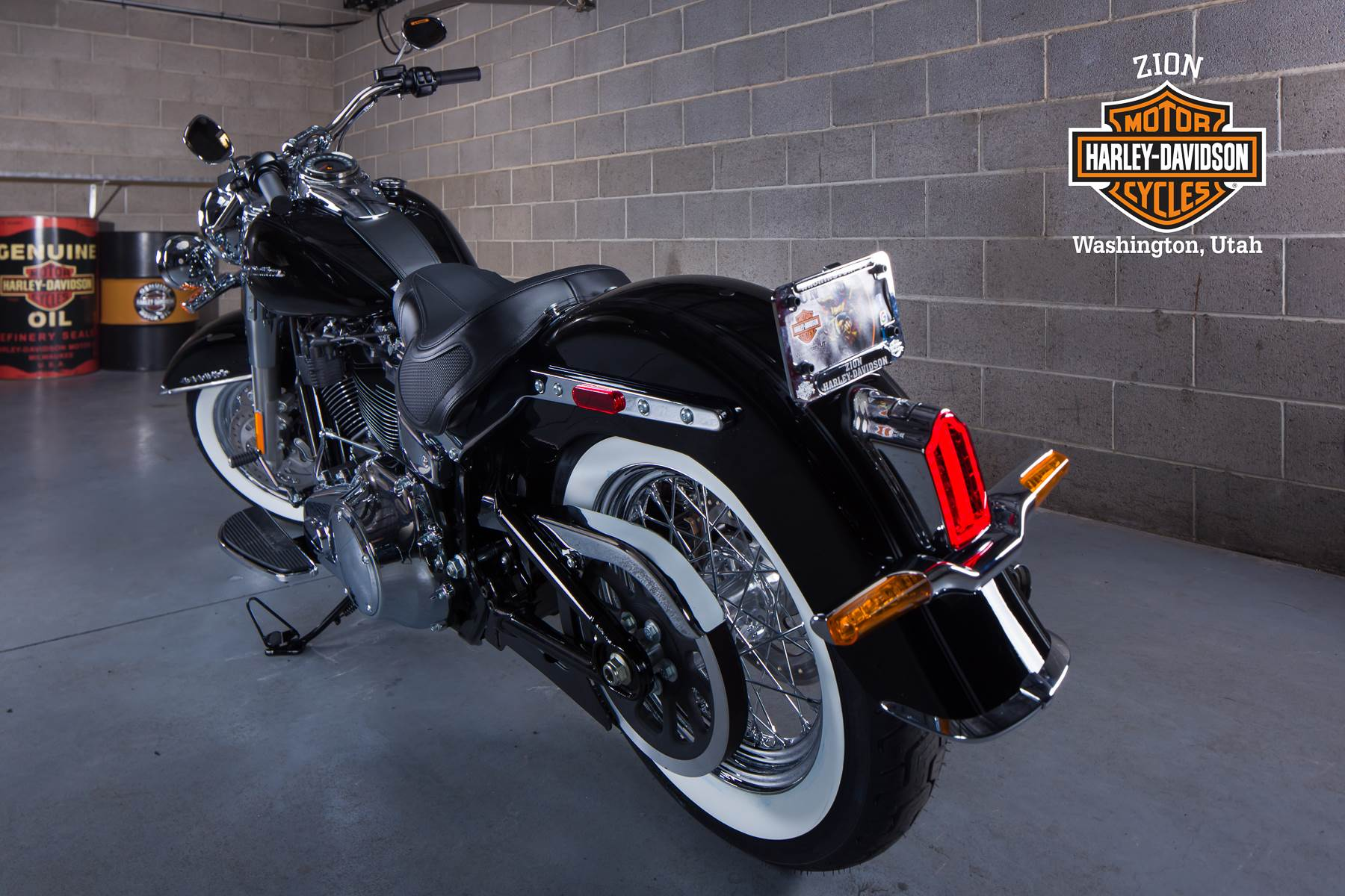 2018 Harley-Davidson Softail® Deluxe 107 in Washington, Utah - Photo 9