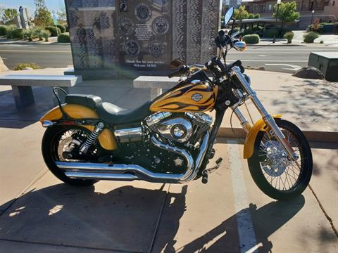 2011 Harley-Davidson Dyna® Wide Glide® in Washington, Utah