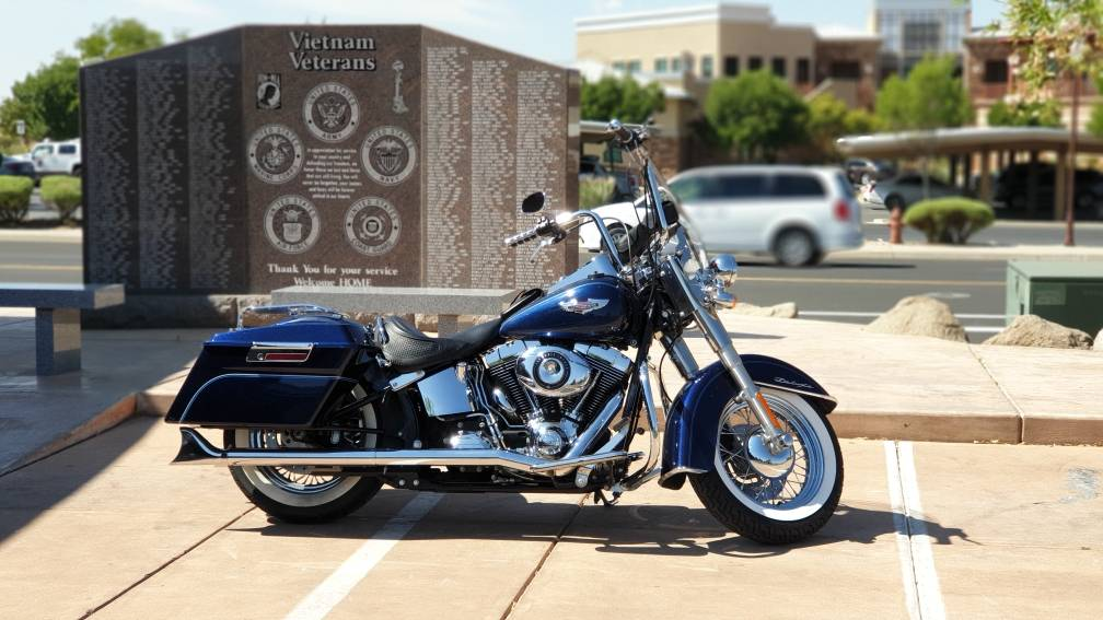 2013 Harley-Davidson Softail® Deluxe in Washington, Utah - Photo 2