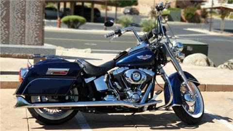 2013 Harley-Davidson Softail® Deluxe in Washington, Utah - Photo 1
