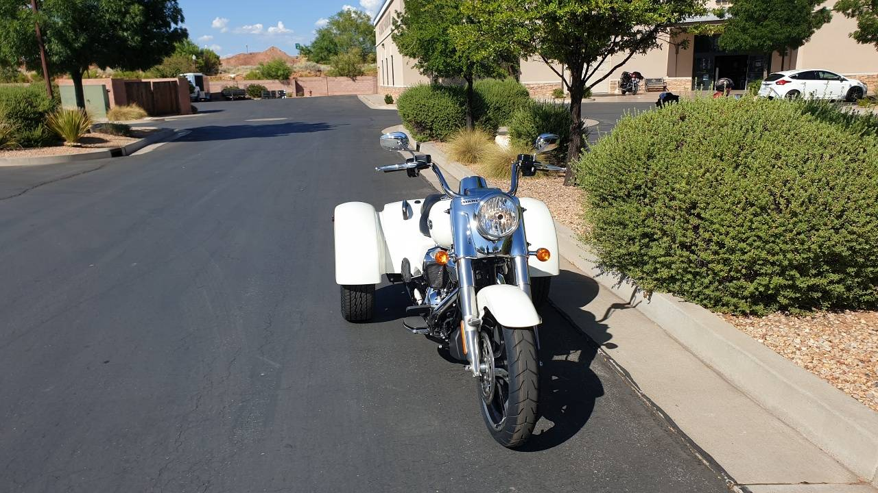 2019 Harley-Davidson Freewheeler® in Washington, Utah - Photo 4