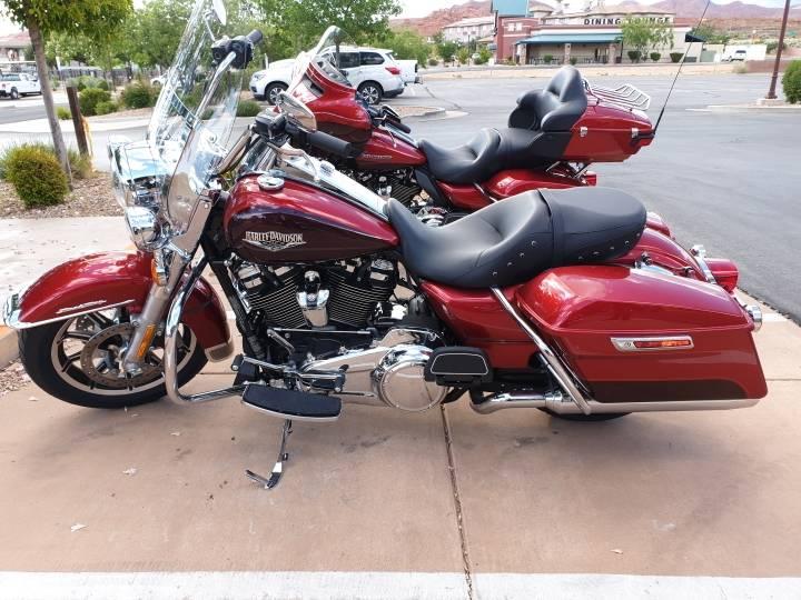 2019 Harley-Davidson Road King for sale 27811