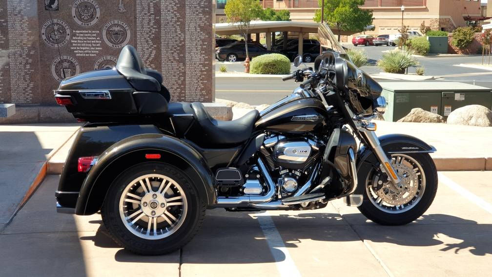 2020 Harley-Davidson Tri Glide® Ultra in Washington, Utah - Photo 1