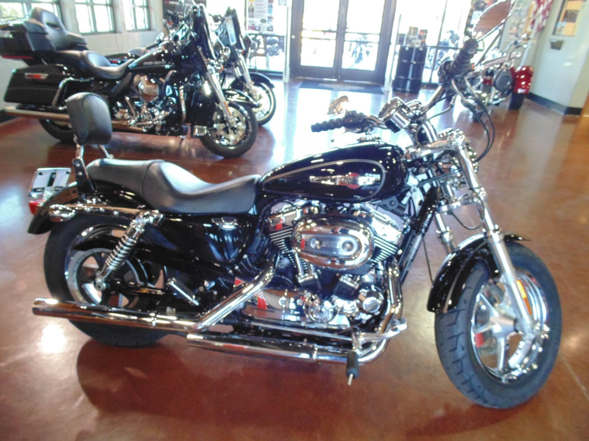 2015 Harley-Davidson 1200 Custom for sale 5284