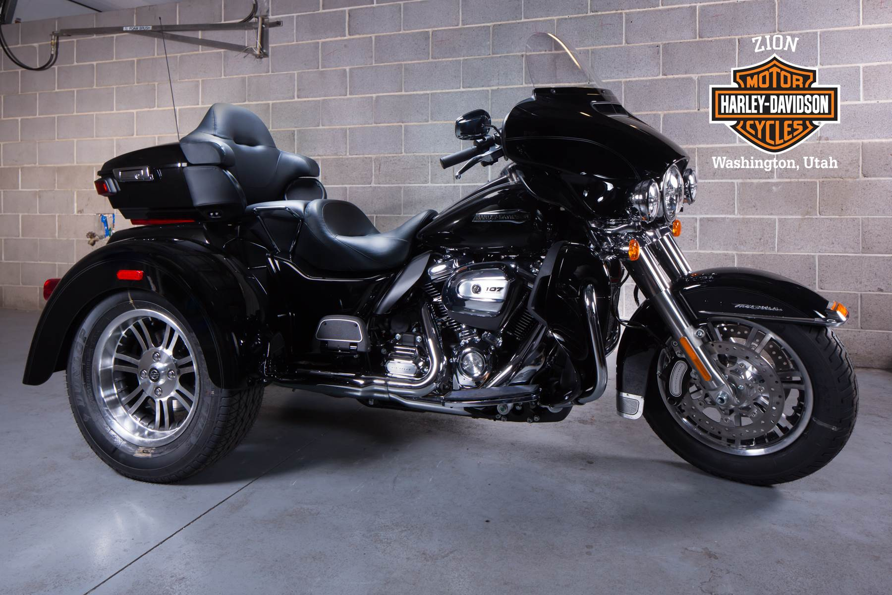 2018 Harley-Davidson Tri Glide Ultra for sale 20178