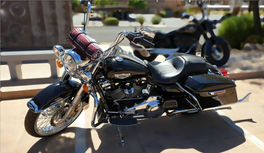 New 2019 Harley-Davidson Road King® Motorcycles in