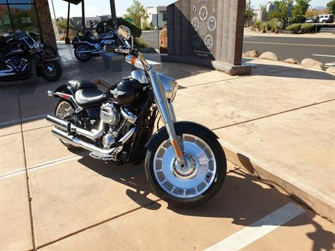 2020 Harley-Davidson Fat Boy® 114 in Washington, Utah - Photo 9