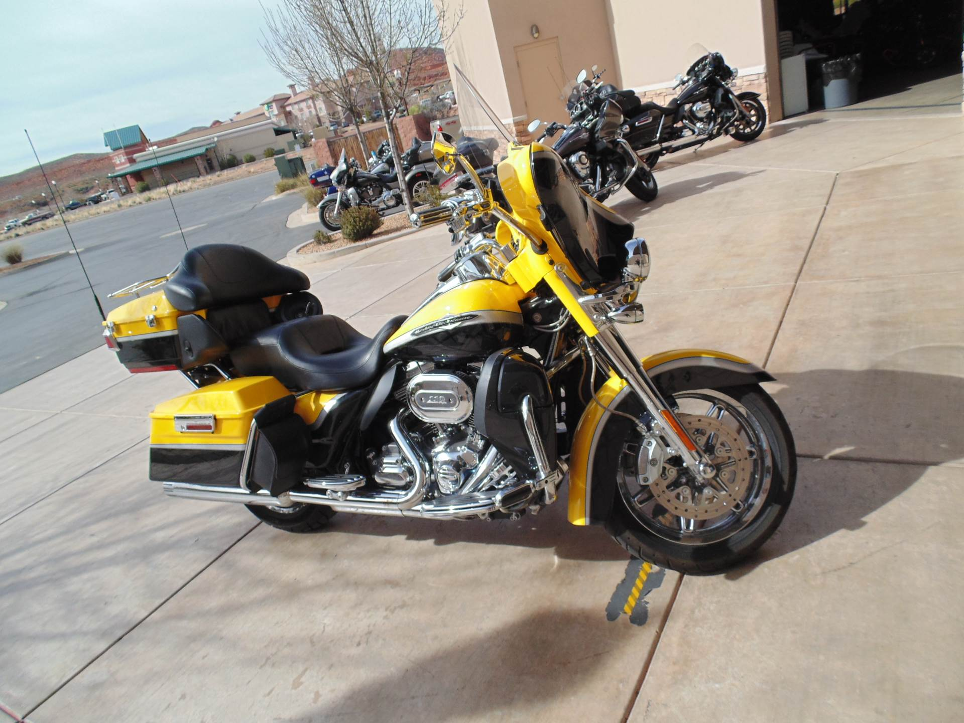 2012 Harley-Davidson CVO Ultra Classic Electra Glide for sale 4198