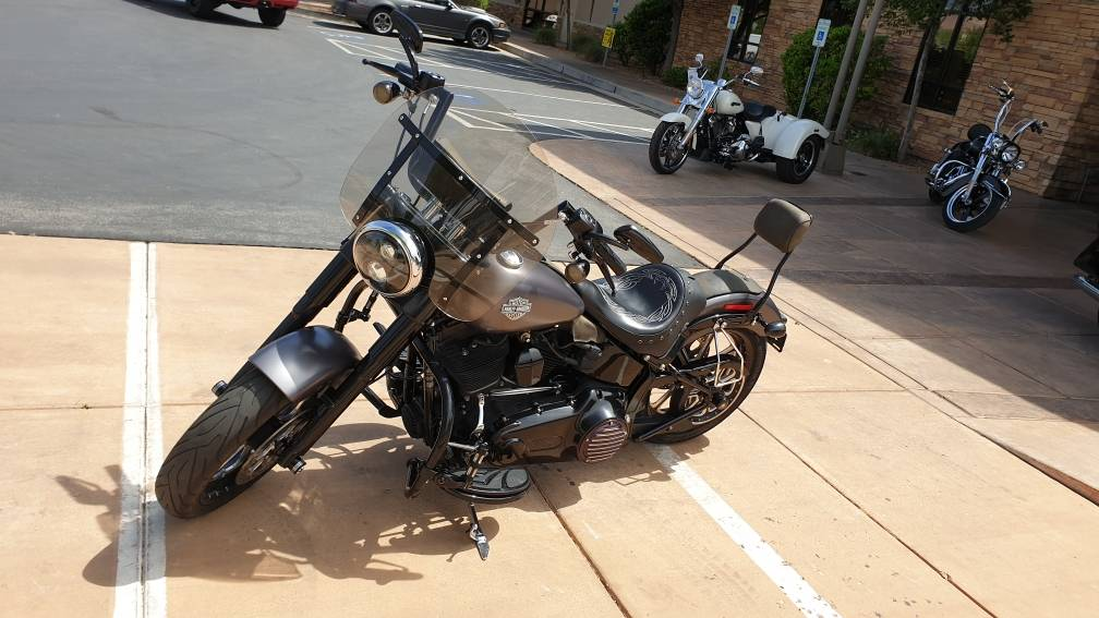 2014 Harley-Davidson Softail Slim® in Washington, Utah - Photo 6
