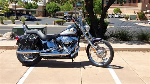 2009 Harley-Davidson Softail® Custom in Washington, Utah - Photo 2