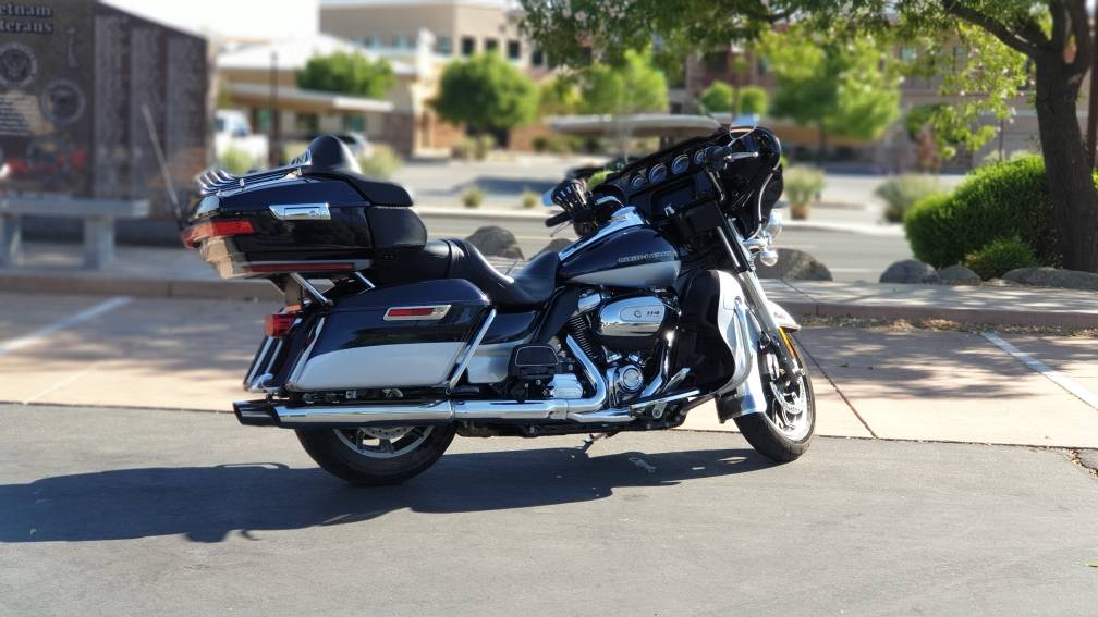 2019 Harley-Davidson Ultra Limited in Washington, Utah - Photo 1