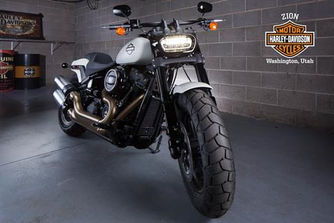 2018 Harley-Davidson Fat Bob® 107 in Washington, Utah