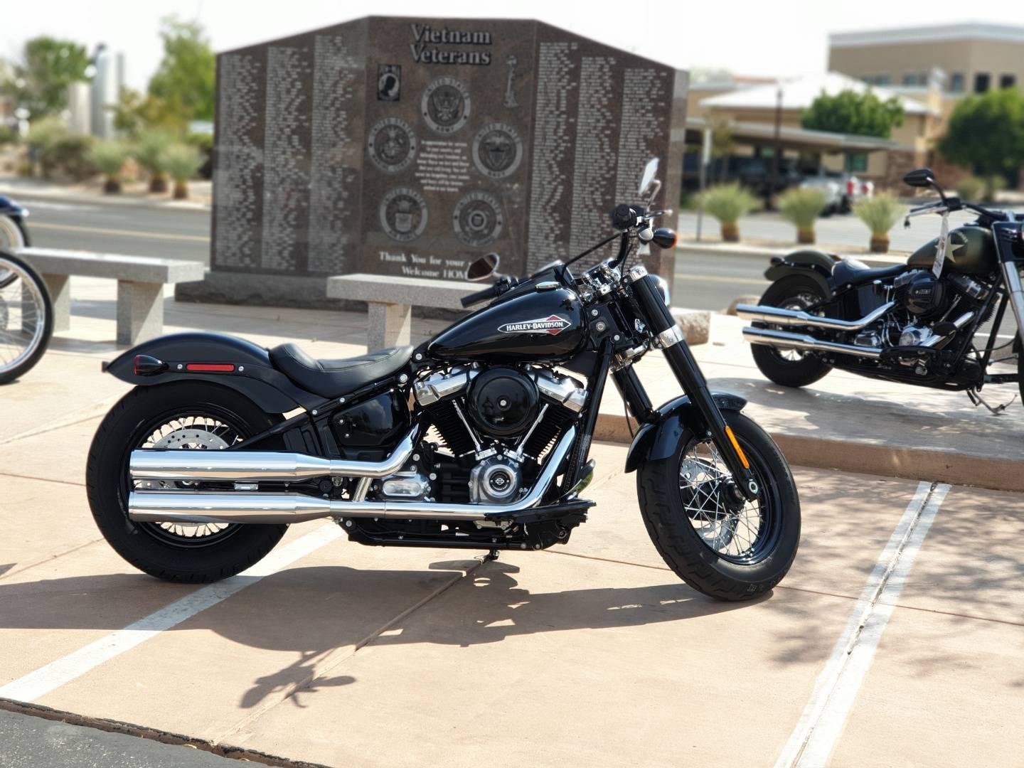 2020 Harley-Davidson Softail Slim® in Washington, Utah - Photo 1