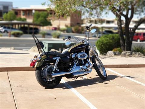 2007 Harley-Davidson Sportster® 1200 Custom in Washington, Utah - Photo 2
