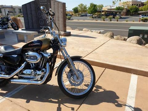 2007 Harley-Davidson Sportster® 1200 Custom in Washington, Utah - Photo 13