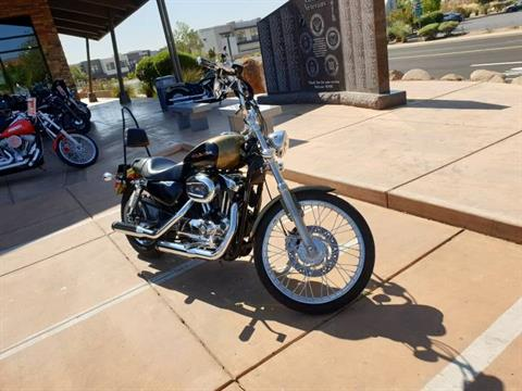 2007 Harley-Davidson Sportster® 1200 Custom in Washington, Utah - Photo 14