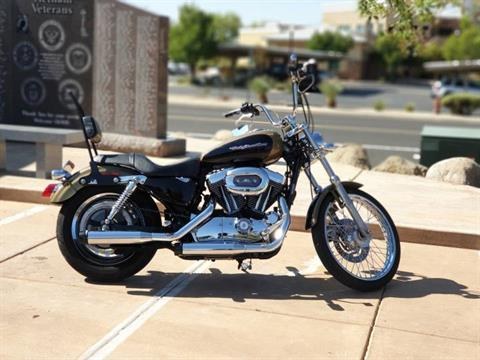 2007 Harley-Davidson Sportster® 1200 Custom in Washington, Utah - Photo 1