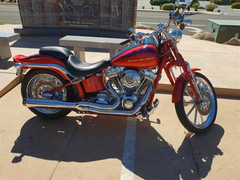 2007 Harley-Davidson CVO™ Screamin' Eagle® Softail® Springer® in Washington, Utah