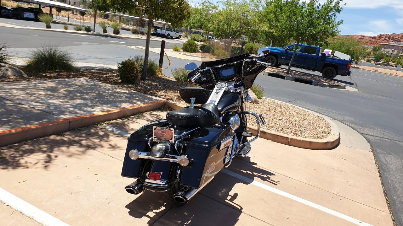 2003 Harley-Davidson FLHR/FLHRI Road King® in Washington, Utah - Photo 3