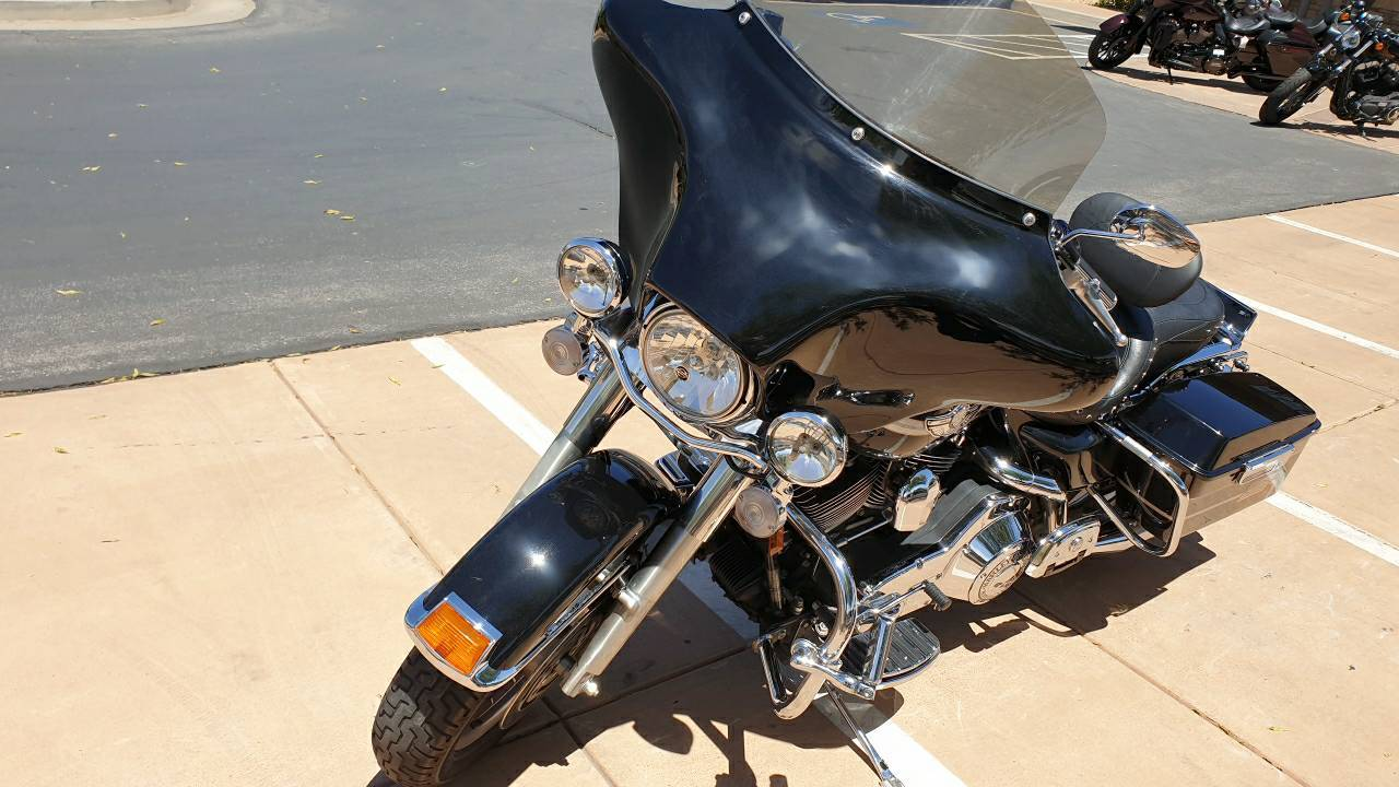 2003 Harley-Davidson FLHR/FLHRI Road King® in Washington, Utah - Photo 6